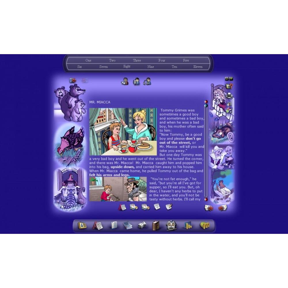 Diamond English Club: English Folk Tales / Англ. народные сказки