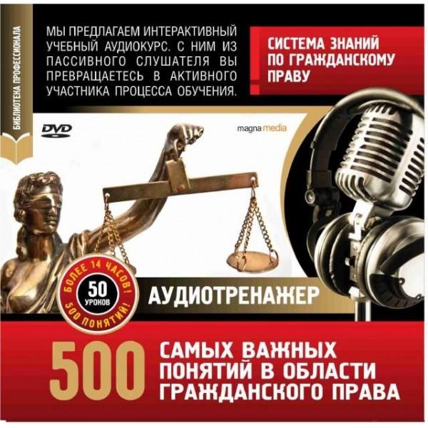 Система знаний по гражданскому праву.